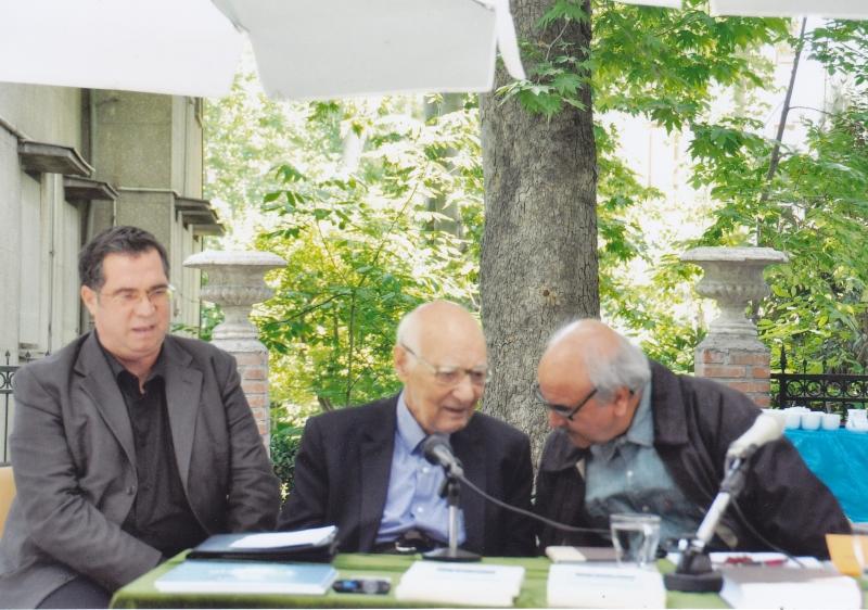 محمدرضا شفیعی کدکنی، سلیم نیساری و علی دهباشی ـ 31 اردیبهشت 94