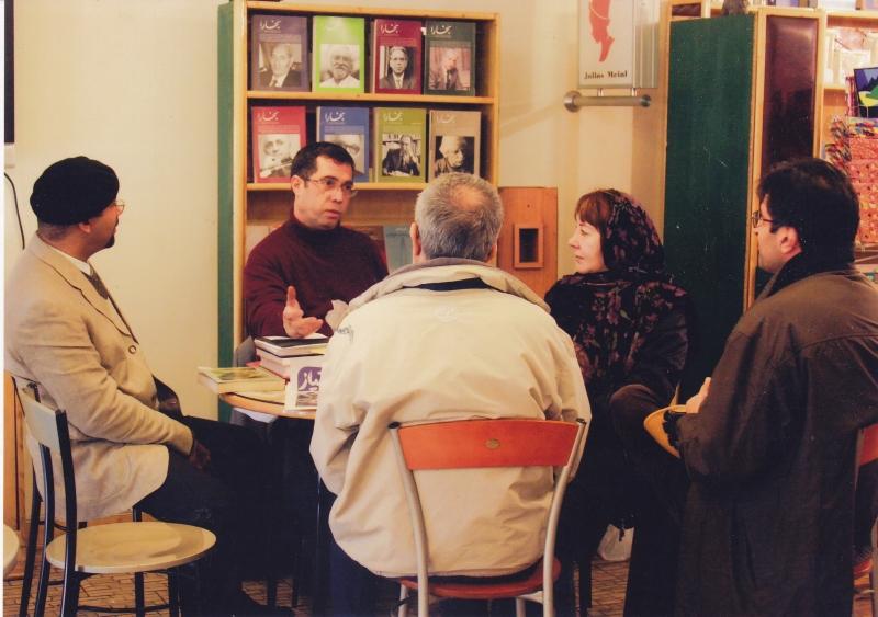 با خجسته کیهان در سه شنبه های نشر ثالث