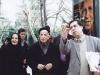 دکتر نوش آفرین انصاری، دکتر مهدی محقق و علی دهباشی ـ 28 بهمن 91