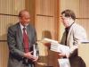 با دی .پی .سری واتسوا ( سفیر هند در ایران) شب گاندی ـ 7 مهر 93