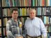 دانشگاه شیگاگو با پروفسور جان وودز در دفتر کارش