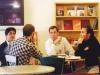ا علی عبدالهی و علی بهبهانی در سه شنبههای نشر ثالث