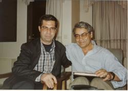 بهمن 1377 با دکتر مجید تهرانیان