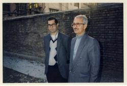 با دکتر احمد کاظمی موسوی
