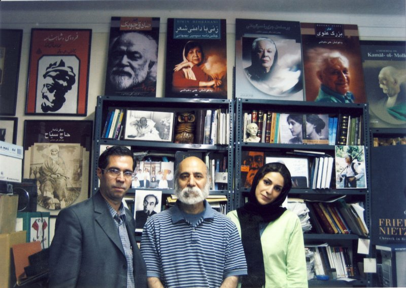 ؟ دکتر محسن حجاریان و دهباشی ـ 1385
