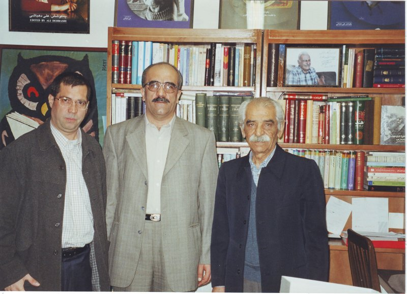 ا سید فرید قاسمی و ناصر نیرمحمدی ـ 1383
