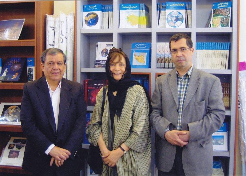 دهباشی، حورا یاوری و سعید بختیاری، مؤسسه گیتاشناسی  ـ 1385