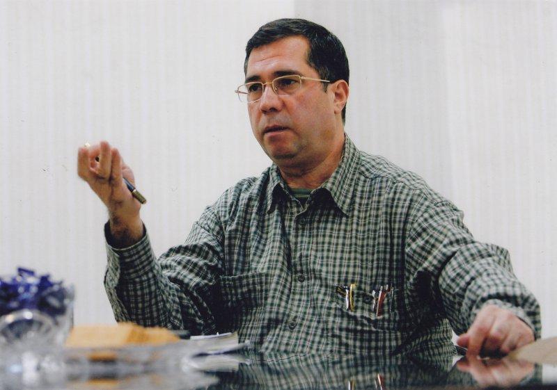 آبان 90 ـ در جلسه گفتگو با ایسنا