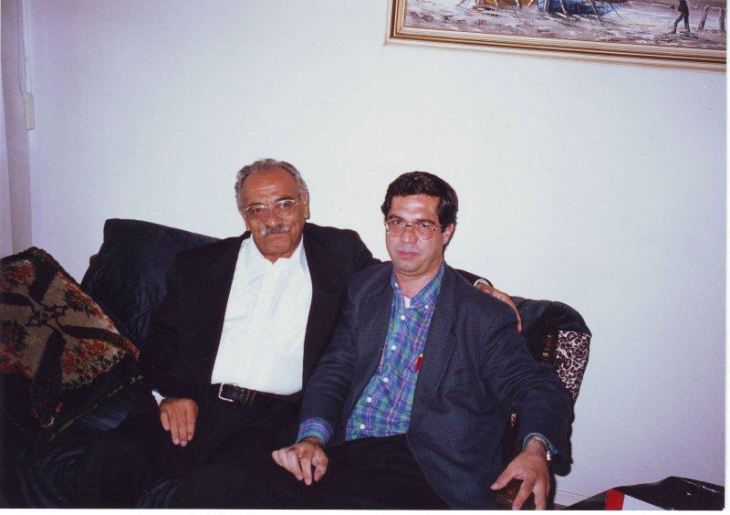 سن خوزه ـ خرداد 79 با نصرت الله نوح