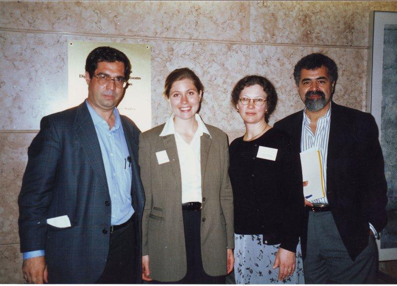 مریلند خرداد 79 ( ژوئن 2000) با دکتر سعید امیرارجمند و ایرانشناسان