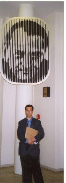 سخنرانی در تالار آندره مالرو 28 آوریل 2000 ـ 9 اردبیهشت 1379