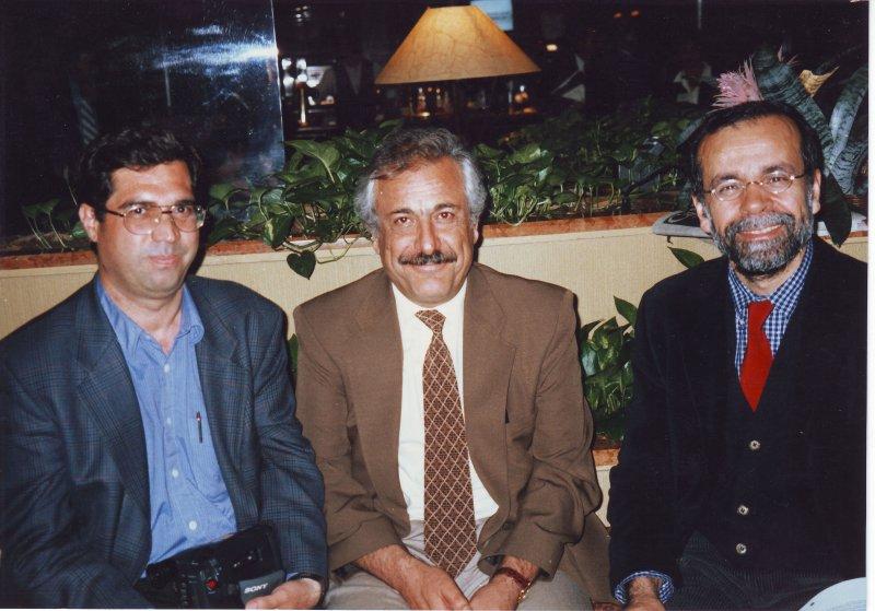 مریلند ـ کنفرانس مطالعات ایرانی ( خرداد 79 ) دکتر حمید دباشی ـ دکتر محمدرضا قانون پرور و علی دهباشی