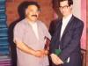 دانشگاه کالیفرنیا ( UCLA) با اسفندیار منفردزاده خرداد 1370 ( می 1991)