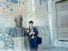 سمرقند ـ مدرسه الغ بیک ـ آبان 1370