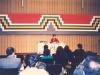 سخنرانی به دعوت انجمن فرهنگی دهخدا در محل خانه فرهنگها ـ برلین 19 آبان 1371