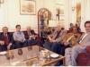 پاریس، مسعود میرشاهی، عبدالحمید اشراق، سیروس آموزگار، احمد احرار، علی دهباشی و ساسانفر