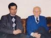 با دکتر ناصر وثوقی ـ دهه 1370