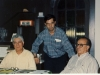 مرداد 73 ـ از راست: بریرانی و مهندس حبیب معروفی