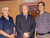 ـ ژنو ـ سپتامبر 2005 ( شهریور 1384) با دکتر حسین صادقی و دکتر خوبروی پاک