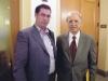 نیویورک ـ دانشگاه کلمبیا ـ با دکتر احمد اشرف ـ شهریور 1389