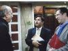دوشنبه 24 بهمن 1390 ـ 12فوریه 2012 ـ با سفیر هند در ایران و دکتر عبدالسمیع در مراسم بزرگداشت دکتر محمدرضا جلالی نائینی