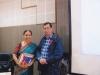 با دکتر آذرمیدخت صفوی ـ سفر به هند ـ 1390