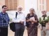 خرداد90  دکتر جان پری، دکتر فاطمه علی، دکتر اسپونر و علی دهباشی