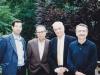 خرداد 1379  بالتیمور نادر اسکویی، دکتر ناصر اسکویی، دکتر ناصر طهماسبی ، کشاورز صدر و علی دهباشی