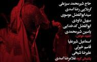 شب تعزیه برگزار شد/ آیدین پورخامنه