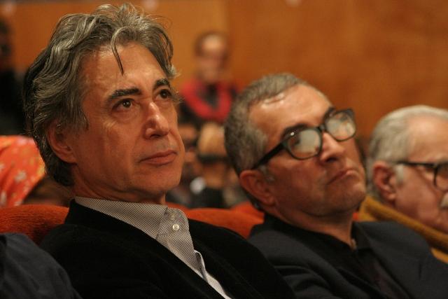دکتر سهراب فتوحی و دکتر طهمورث ساجدی