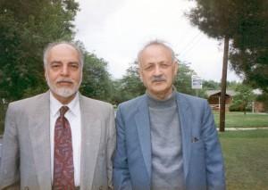 عبدالحسین زرین کوب ـ احمد مهدوی دامغانی