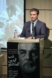 دکتر مسعود غلامپور ـ مدیر مؤسسه فرهنگی هنری ملت