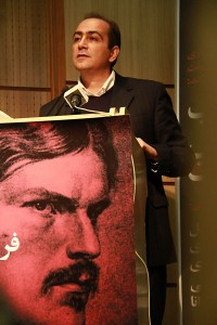 دکتر سعید فیروزآبادی ـ عکس از مجتبی سالک