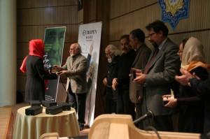 اهداق قلم حافظ ـ عکس از جواد آتشباری