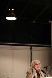 دکتر داریوش شایگان ـ عکس از جواد آتشباری