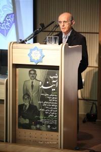 دکتر هاشم رجب زاده ـ عکس از جواد آتشباری