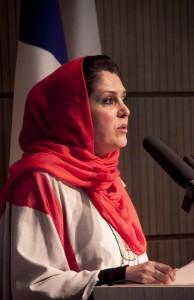 سوسن سپهری ـ عکس از سمیه لطفی