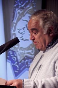 دکتر حامد فولادوند ـ عکس از سمیه لطفی