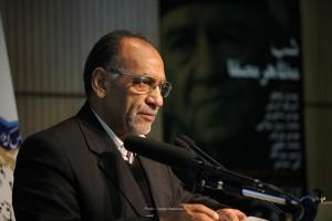 دکتر محمد سرور مولایی ـ عکس از جواد آتشباری