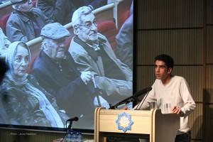 محمد خلیلی ـ عکس از جواد آتشباری