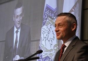 یولیوش گویوو، سفیر لهستان در ایران ـ عکس از سمیه لطفی