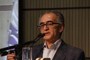 دکتر منصور ثروث ـ عکس از سمیه لطفی