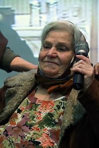 هلن استلماخ ـ عکس از مجتبی سالک