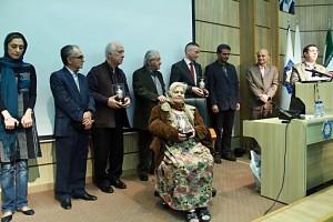 گوشه ای از شب ایران و لهستان ـ عکس از مجتبی سالک