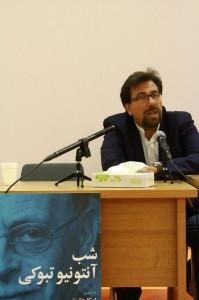 پروفسور کارلو چرتی ـ عکس از مجتبی سالک