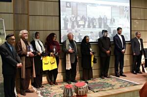 صحنه ای دیگر از شب « ایران و هند:» عکس از مجتبی سالک