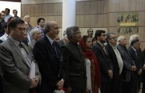 صحنهای از شب ایران و هند ـ عکس از سمیه لطفی