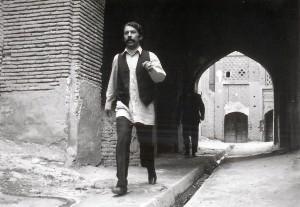داوود رشیدی در فیلم سینمایی « فرار از تله» به کارگردانی جلال مقدم 1350