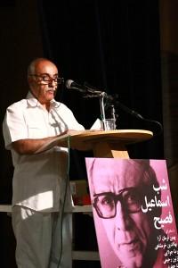 رضا جولایی ـ عکس از مجتبی سالک