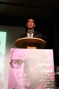 ابوالفضل نجاری ـ عکس از مجتبی سالک